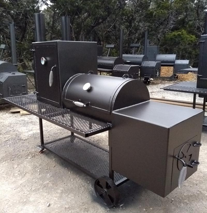 Hog pit insulated